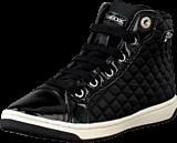 Geox - Jr Creamy Black