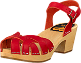 Swedish Hasbeens - Pearl High Red