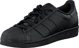 adidas Originals - Superstar Foundation Core Black/Core Black