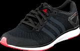 adidas Sport Performance - Adizero Feather Prime M Black/Dark Grey/Solar Red