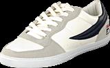 Fila - Court Low Bright White New