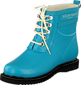Ilse Jacobsen - Short Rubber Boot Turquoise