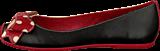 Lola Ramona - Rinna 411004-18 Black/creme/red