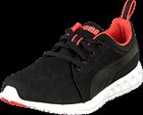 Puma - Carson Runner Wn'S Black-Hot Coral