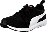 Puma - Carson Runner Jr Black-White