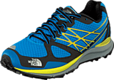 The North Face - M  Utra Cardiac Quill Blue/Acid Yellow