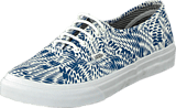 Vans - U Authentic Slim (Mixed Geo) Navy