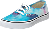 Vans - K Authentic (Tie Dye) Pink