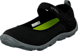 Crocs - Duet Busy Day Mary Jane GS Black