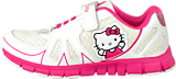 Hello Kitty - 410331 White/Fuxia