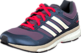 adidas Sport Performance - Supernova Glide Boost Climahea Ash Purple/Chalk White/Grey