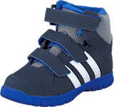 adidas Sport Performance - Winter Mid I Collegiate Navy/White/Blue