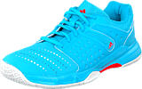 adidas Sport Performance - Court Stabil 12 W Bright Cyan/White/Red