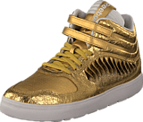 Reebok - Dance Urlead Mid Twist Matte Gold/White