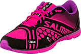 Salming - Race Women Black/Knockout Pink
