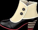 Lola Ramona - Elsie 411617 Black/cream