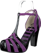 Lola Ramona - Angie P 412204 Purple/Black