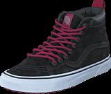 Vans - SK8-Hi MTE (MTE) black/beet red