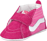 Vans - Sk8-Hi Crib Pink/Hot Pink
