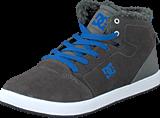 DC Shoes - Crisis High Wnt B Shoe Grey/Blue