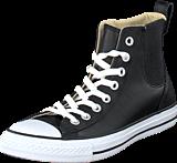 Converse - All Star Chelsee-Hi Black/Cloud Cream/White