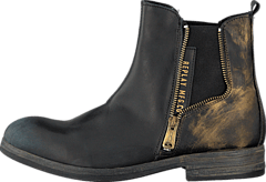 Replay - Millan Black/Gold Black/Gold