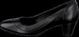 Clarks - Denny Harbour Black Leather