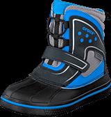 Crocs - AllCast Waterproof Boot GS Black/Ocn