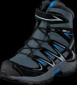 Salomon - Xa Pro 3D Winter Ts Cswp K Gy/Bk/B
