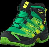 Salomon - Xa Pro 3D Mid CSWP K Gr/Tonic Green