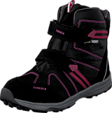 Treksta - New Cobra II GTX High Black/Pink