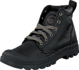 Palladium - Pampa Hi Cuff LEATHER Men Black