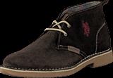 U.S. Polo Assn - Amadeus 6 Dark Brown