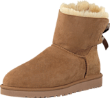 UGG Australia - Mini Bailey Bow Chestnut