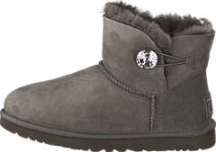 UGG Australia - Mini Bailey B.Bling Grey