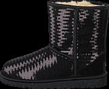 UGG Australia - Cl. Short Sparkle Black
