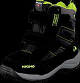 Viking - Edge Black/Lime