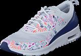 Nike - Wmns Nike Air Max Thea Print White-Dk Purple Dust