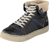 Mustang - 4081602 M High Top Sneakers Graphite