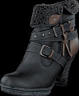 Mustang - 1107604 Women's Boots (fur) Graphite