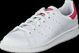adidas Originals - Stan Smith J Ftwr White/Bold Pink