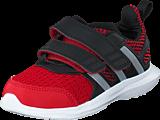 adidas Sport Performance - Hyperfast 2.0 Cf I Power Red/Matte Silver/Black