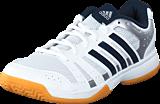 adidas Sport Performance - Ligra 3 White/Collegiate Navy/Silver