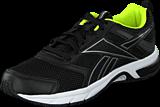 Reebok - Pheehan Run 4.0 Black/White/Yellow/Silver