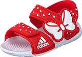 adidas Sport Performance - Disney Akwah 9 I Vivid Red S13/Ftwr White