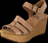 Clarks - Caslynn Harp Sand Leather