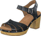 Clarks - Ledella Trail Black Leather
