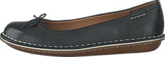 Clarks - Tustin Talulah Black Leather