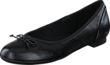 Clarks - Couture Bloom Black Leather