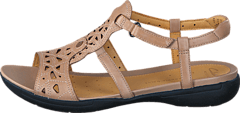 Clarks - Un Valencia Sand Leather